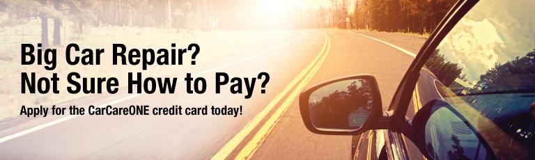 CarCareONE Credit Card