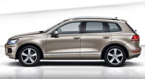 2010 VW Touareg