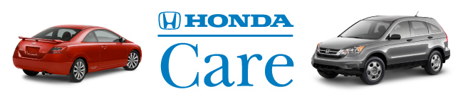 Awesome Honda Care For New Honda Vehicles