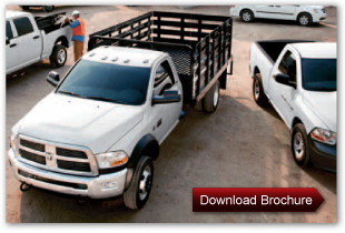 2012 Ram Commercial Trucks