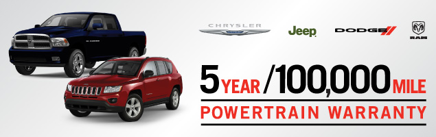 What Is Powertrain Warranty >> Warranty And Coverage For New Dodge And Chrysler Cars Trucks