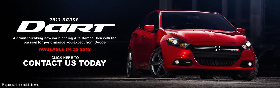 The all new dodge dart at lithia chrysler jeep dodge of for Lithia motors klamath falls