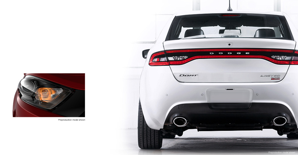 2013 Dodge Dart Design