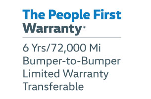 Thew People First Warranty