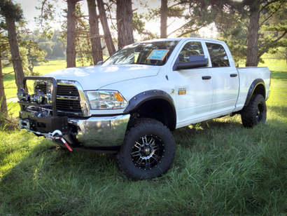 Off-Road RAM Accessories Eureka, CA | Customize Your RAM Truck