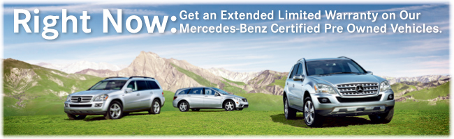Mercedes benz of spokane mercedes benz certified pre for Mercedes benz cpo warranty