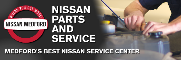 You Get MORE at Medford Nissan