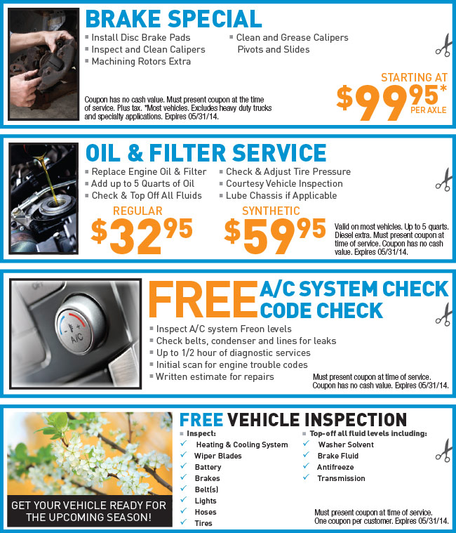 Car Repair Service Specials At Lithia Auto Stores Auto